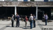 Deutschland Waldkraiburg   Brandanschlag   Türkisches Geschäft