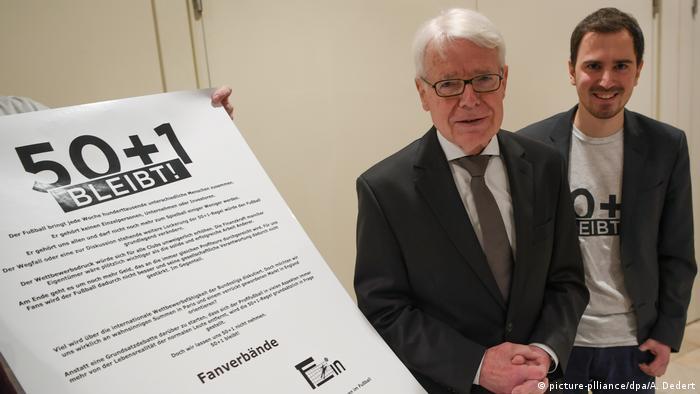 Deutschland Frankfurt   DFL-Mitgliederversammlung   Reinhard Rauball
