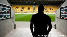 SG Dynamo Dresden Stadion Symbolbild Quarantäne
