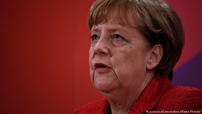 Malta EU Gipfel Angela Merkel (picture-alliance/abaca/Depo Photos/)