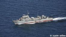 Kriegsschiff Konarak