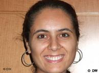 تخصص الصحفية  التونسية أسماء ريدان في الشؤون الثقافية لم يأت عن محض اختيار حر