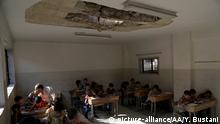 Syrien Symbolbild Luftangriffe auf Schulen