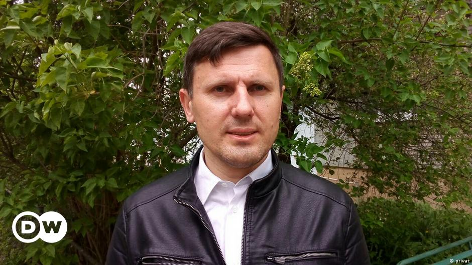 DW-Korrespondent in Belarus zu Haftstrafe verurteilt