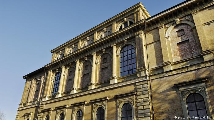 Alte Pinakothek Museum, Munich