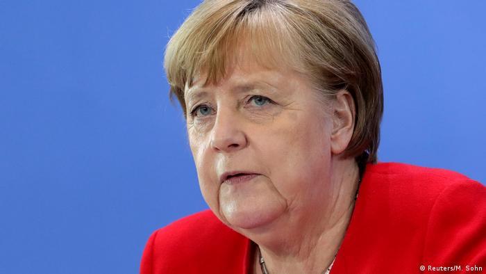 Berlin - Angela Merkel