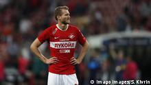 2019. Moscow. Russian Premiere Liege. Spartak-Zenith. Midfielder of Spartak Andre Horst Sch�rrle. PUBLICATIONxNOTxINxRUS