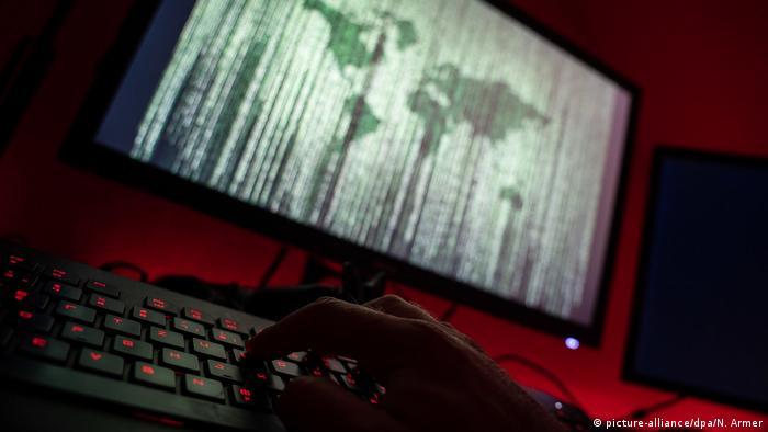 Symbolbild Cyberkriminalität