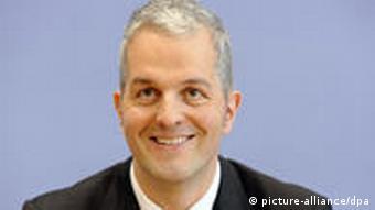 Auswärtiges Amt Sprecher Stefan Bredohl