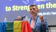 Schweiz Genf | Experte für LSBTI-Rechte | Víctor Madrigal-Orloz