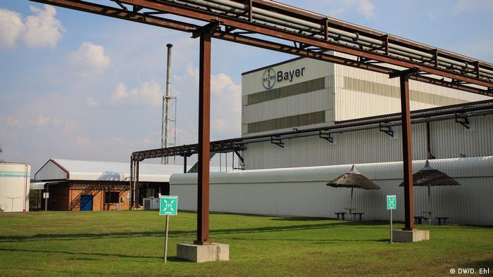 Bayerova tvornica u južnoafričkom gradu Nigelu