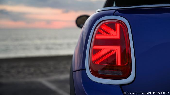 Pressebild BMW |Union Jack-LED-Rückleuchten für den BMW Mini