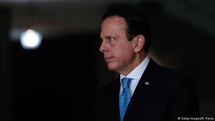 João Doria, governador de São Paulo