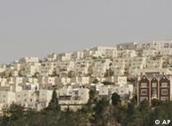 موضوع کشمکش: بنای واحدهای مسکونی یهودینشین در اورشلیم شرقی