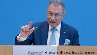 Alman Sanayicileri Birliği (BDI) Başkanı Dieter Kempf