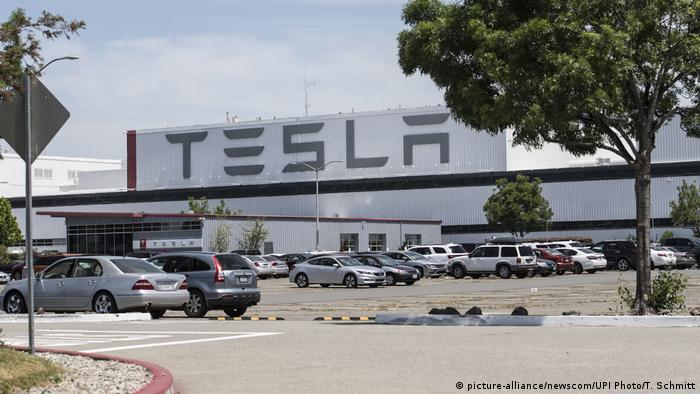 Tesla Plant, California, USA