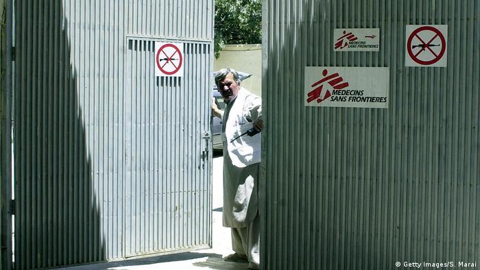Afghanistan Kabul Ärzte ohne Grenzen Klinik Attacke Anschlag Archiv