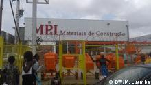 Angolanisches Unternehmen während der Finanzkrise