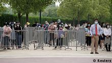 BG - Wiedereröffnung Disneyland Shanghai