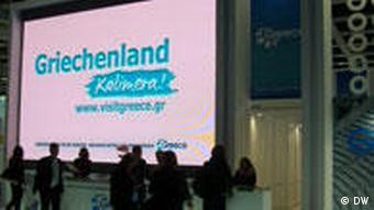 ITB Internationale Tourismusmesse Berlin 2010 Griechenland