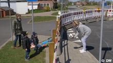 DW Sendung Fokus Europa Coronavirus Grenze Deutschland Dänemark