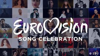 Заставка конкурса Евровидение