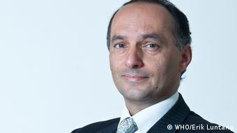 Dr. Masoud Dara Regionalbüro Europa der Weltgesundheitsorganisation WHO