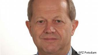 Prof. Dr. Rainer Kind vom Geoforschungszentrum in Potsdam (Foto: GFZ)