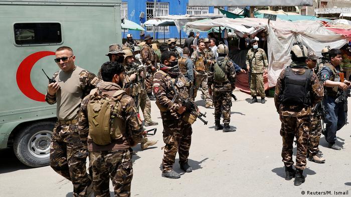 Afghanistan Anschlag auf Krankenhaus in Kabul