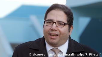 عبد الصمد اليزيدي، الأمين العام للمجلس الأعلى للمسلمين بألمانيا