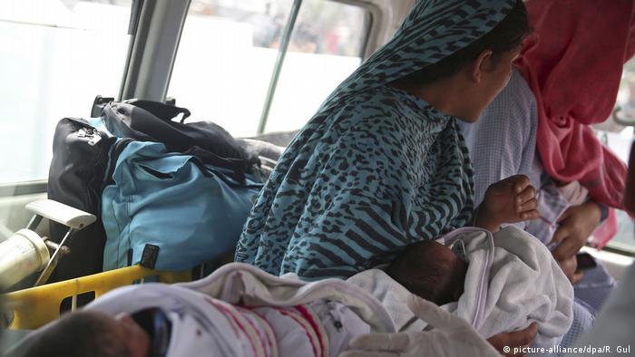 Afghanistan Anschlag auf Klinik von Ärzte ohne Grenzen in Kabul
