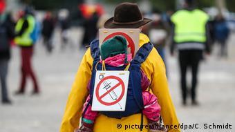 Πλανώνται οικτρά οι οπαδοί του αντιεμβολιαστικού κινήματος