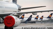 Schwere Zeiten für die Luftfahrtbranche während der Coronakrise ...