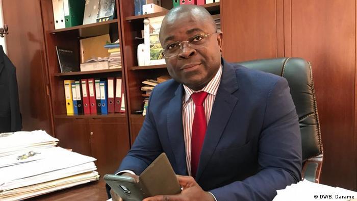Guinea-Bissau | Professor | José Carlos da Fonseca (DW/B. Darame)