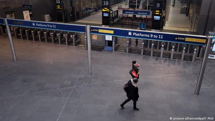 14-dniowa kwarantanna dla przyjeżdzajacych do Wielkiej Brytanii po 8 czerwca