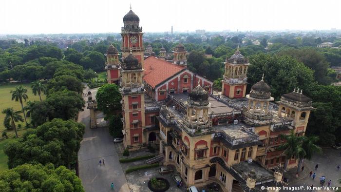 Indien Allahabad   Gebäude   Allahabad Universität