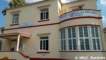 Mosambik Gerichtshof der Provinz Gaza