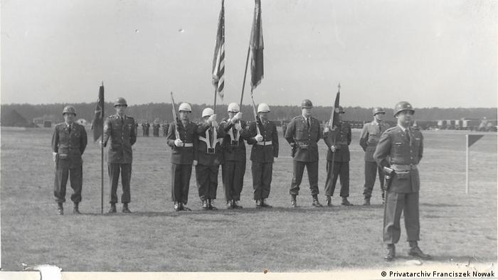 Polacy służyli u boku US Army m. in. w oddziałach wartowniczych w RFN i Francji