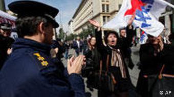 Griechenland Generalstreik