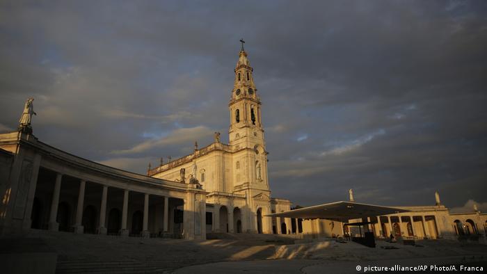 Portugal Fatima (picture-alliance/AP Photo/A. Franca)