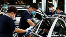 China Daimler-BAIC Werk in Peking