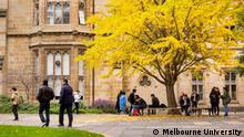 International students account for up to 45 per cent of overall students at some of Australia's largest and most prestigious universities. (Melbourne University)