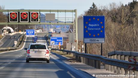 Ανοίγουν τα σύνορα Γερμανίας - Αυστρίας - Ανάσα για τον αυστριακό τουρισμό