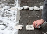 Homenaje a las victimas de la masacre en la escuela Albertville, ocurrida el 11 de marzo de 2009.
