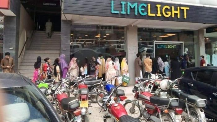 Pakistan   Coronavirus   Lockdown   Lockerungen   Geschäfte