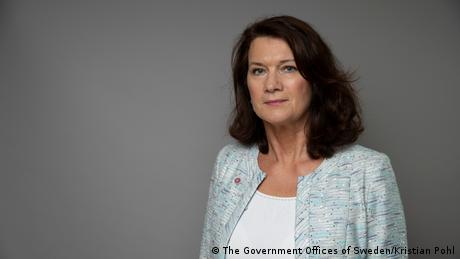 Ann Linde - Außenministerin Schweden (The Government Offices of Sweden/Kristian Pohl)