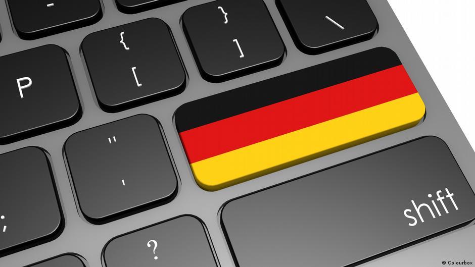 Symbolbild Deutschland Digital