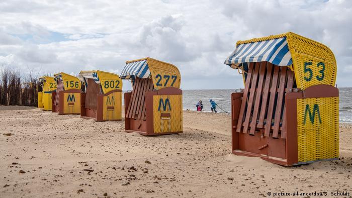 Turism la Marea Nordului (picture-alliance/dpa/S. Schuldt)