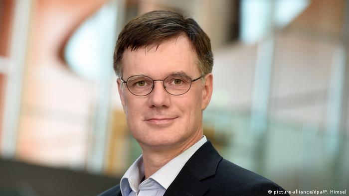 Prof. Wolfgang Lucht Abteilungsleiter Erdsystemanalyse am Potsdam-Institut für Klimafolgenforschung und Mitglied im Sachverständigenrat für Umweltfragen.