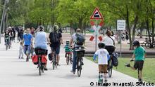 Deutschland Corona-Pandemie Fahrrad | Berlin